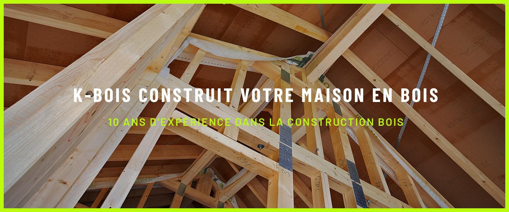 Maison Ossature Bois Vosges entreprise construction maison ossature bois metz - kbois